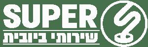 לוגו בהיר סופר שירותי ביובית