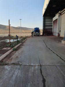 משאית ביובית בקריית גת